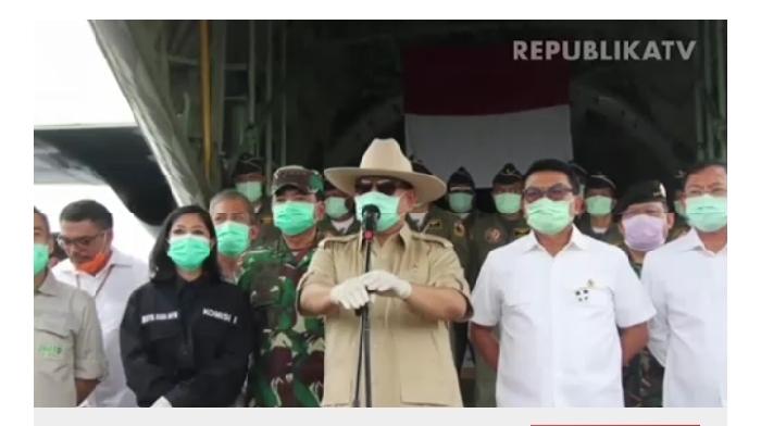 Media Amerika Serikat Soroti Kunjungan Menhan Prabowo ke Pentagon