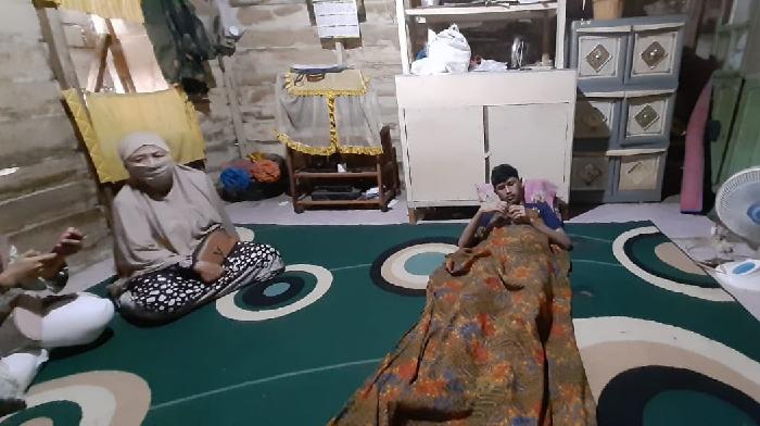 Tarmizi, Warga Kurang Mampu di Abdya Butuh Uluran Tangan Dermawan