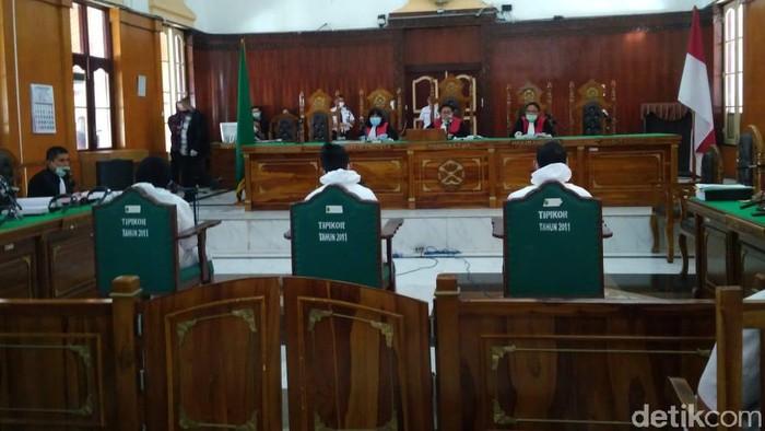 Satu Per Satu Pembunuh Hakim Jamaluddin Melawan Vonis Mati
