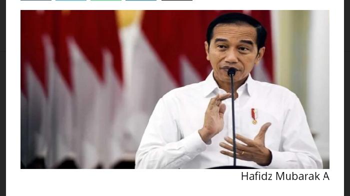 Persepsi Buruk Kinerja Jokowi di Bidang Hukum