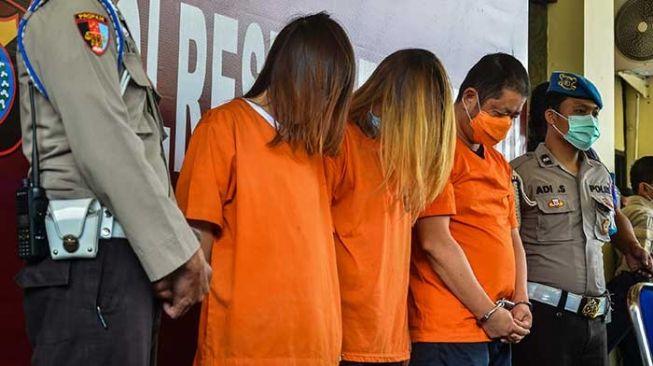 Tiga Pelaku Hipnotis Berhasil Diringkus Polisi