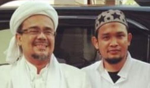DPW FPI Nagan Raya: Ahlan Wa Sahlan Imam Besar