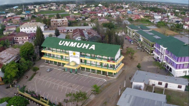 Unmuha Raih Penghargaan PTS Terbaik Se-Aceh