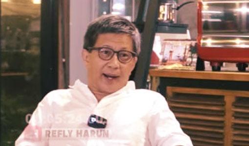 Sindir PDIP, Rocky: Partai Wong Cilik Rampok Hak Cilik, Dungu Itu!
