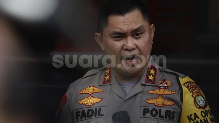 Usai Tembak Mati 6 Orang Laskar, Kapolda Metro Jaya Ancam Jemput Paksa Rizieq