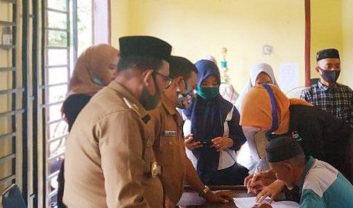 Kembali Lansia Mendapat Batuan dari Pemkab Aceh Jaya