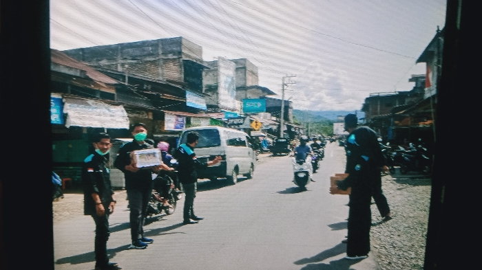 Peduli Kemanusiaan, IPMM Galang Dana Untuk Korban Banjir Di Aceh Utara