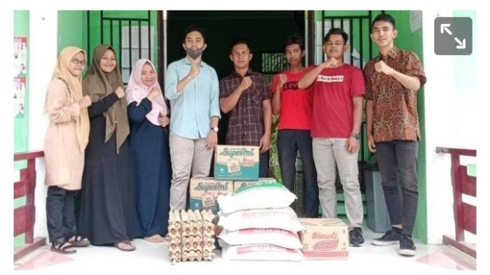 Korban Terdampak Banjir di Aceh Selatan Terima Bantuan dari IMAS