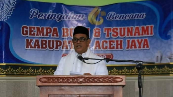Cara Pemkab Aceh Jaya Peringati Tsunami Di Masa Pandemi
