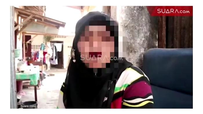 Demi Narkoba ASN Rela Jual Anak Gadisnya ke Pria Hidung Belang