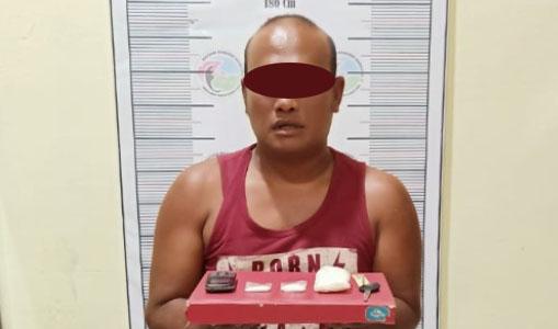 Sempat Buang BB, Pria Pengedar Sabu di Nagan Raya Ditangkap