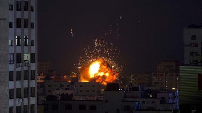 10 Roket Hantam Pangkalan Militer Amerika Serikat di Irak