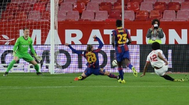 Link Live Streaming Semifinal Barcelona Vs Sevilla