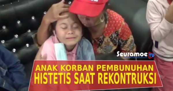 Sakeluarga di Banda Aceh Dibantai, Satu Orang Meninggal Dunia