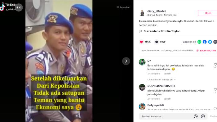 Dipecat Dari Kepolisian Hingga Ditinggal Teman, Pria Ini Sukses Berbisnis, Begini Kisahnya