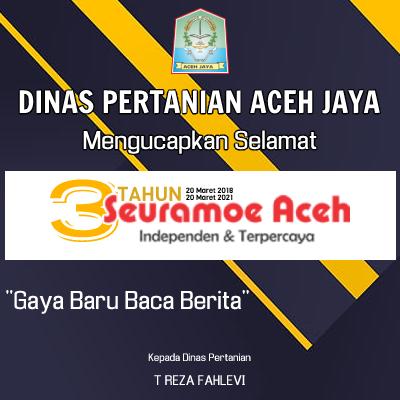 Foto - Ucapan Selamat HUT Seuramoe Aceh Ke 3