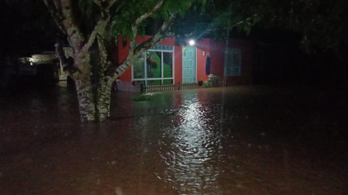 Banjir Landa Aceh Jaya, Sejumlah Desa Terdampak