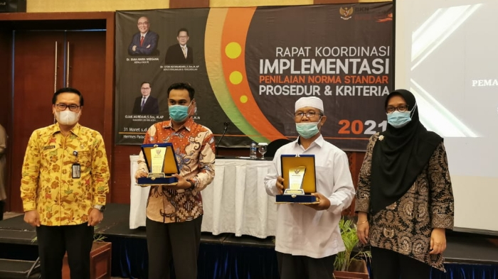 Alhamdulillah, Aplikasi SiTANKAS Abdya Masuk Nominasi Terbaik Award 2020 BKN Aceh