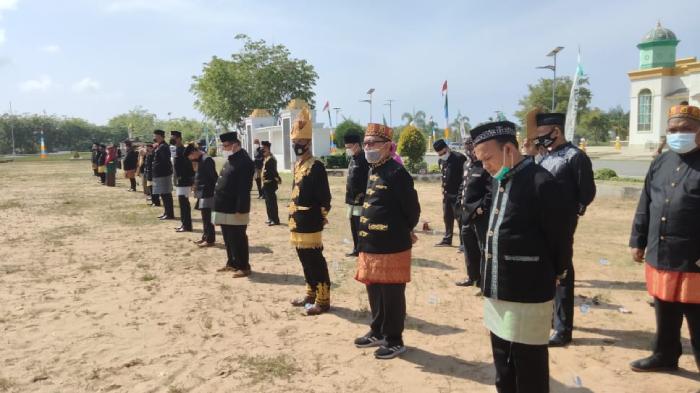 HUT Aceh Jaya Ke 19 Digelar Dengan Penerapan Prokes Covid-19