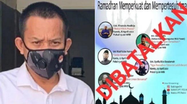 Pegawai Buat Pengajian Di Pecat PT Pelni, Netizen : Apa Itu Radikal?