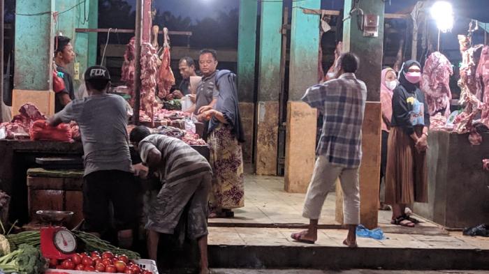 Harga Daging Di Aceh Tamiang Naik, Berikut Daftar Harganya