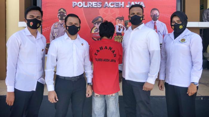 Pencabulan Anak Kandung di Aceh Jaya Dilakukan Saat Bekerja
