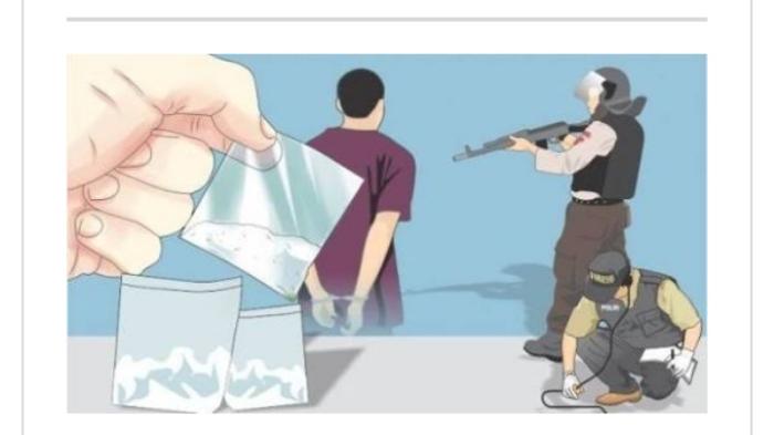 Kades dan Sekdes di Abdya Dipenjara Gegara Narkoba