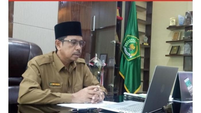 Kanwil Aceh Larang ASN Mudik dan Bepergian ke Luar Daerah
