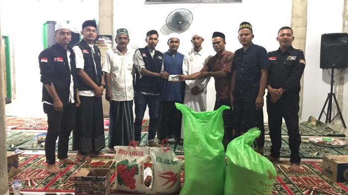 Masyarakat Panton Raya Pidie Jaya Galang Bantuan Untuk Muslim Palestina