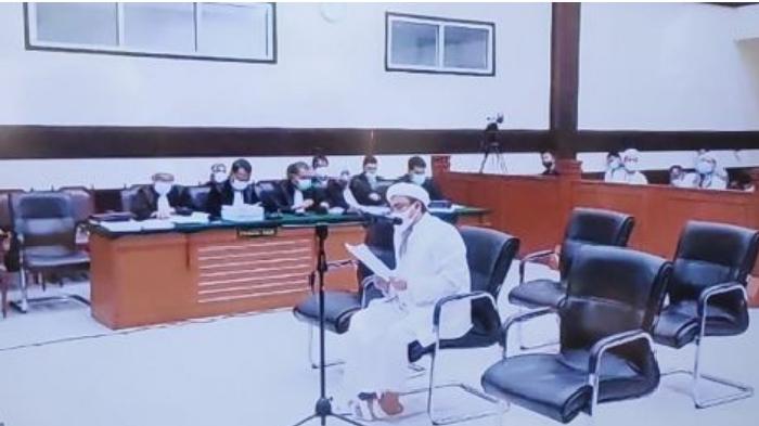 Sidang Vonis Habib Rizieq Digelar Hari Ini, TNI dan Polri Dikerahkan ke PN Jaktim