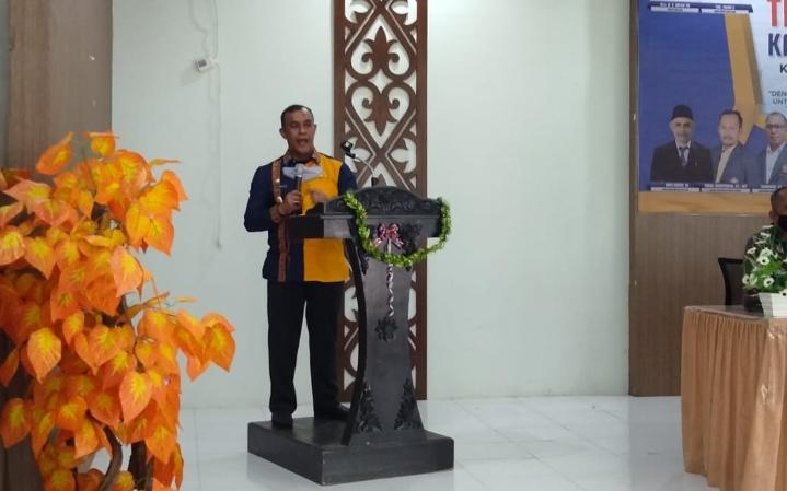 T Irfan TB Harapkan Karang Taruna Ikut Berperan dalam Pembangunan Daerah
