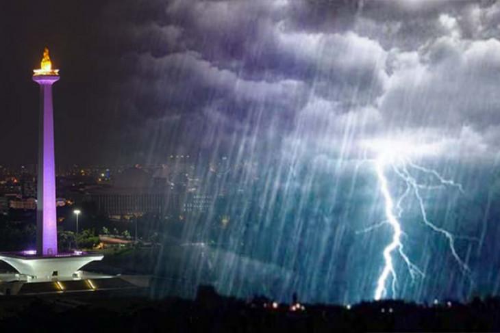 BMKG: Waspadai Potensi Hujan Lebat di Aceh
