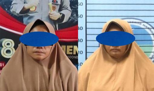 Dalam Sepekan, Dua Wanita di Agara Diamankan Polisi