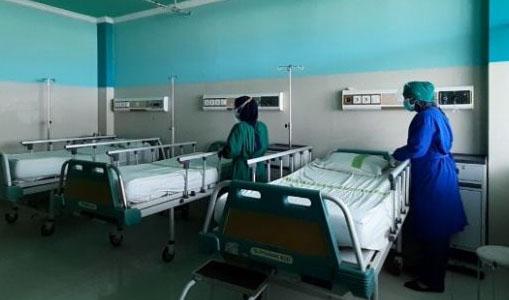 Pemprov Aceh Tambah Tempat Tidur di RSUD-ZA