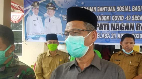 H. Jamin Idham Minta Pers Berimbang Dalam Menyajikan Informasi
