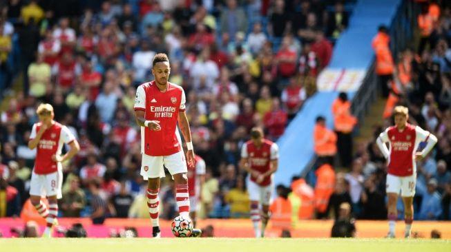 Arsenal Terjerembab di Zona Degradasi Liga Inggris