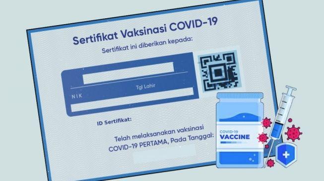 Ingat! Ini Lima Bahaya Cetak Sertifikat Vaksin COVID-19