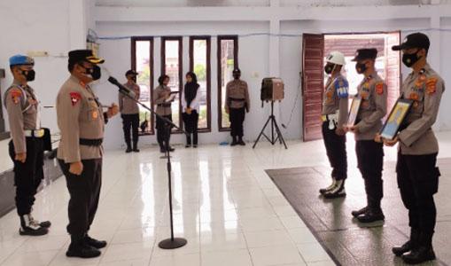 Dua Anggota Polisi di Aceh Utara Dipecat