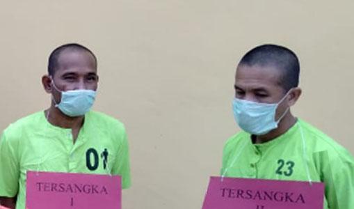 Tok! Pembunuh Ibu dan Anak di Aceh Timur di Hukum Mati
