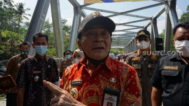 8 Kali Dapat WTP, Bupati Dianugerahkan Gelar Koruptor Oleh KPK