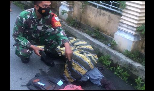 Pemuda Aceh Barat Ditemukan Meninggal Dalam Parit