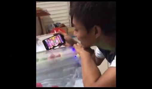 Kagura! Pemuda Main Judi Online Dekat Jenazah Ayah