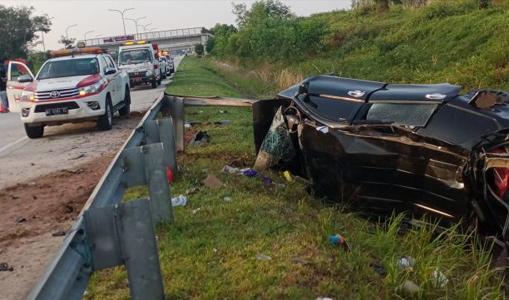 Kecelakaan Maut: 4 Meninggal 5 Luka Berat dan Cedera Ringan