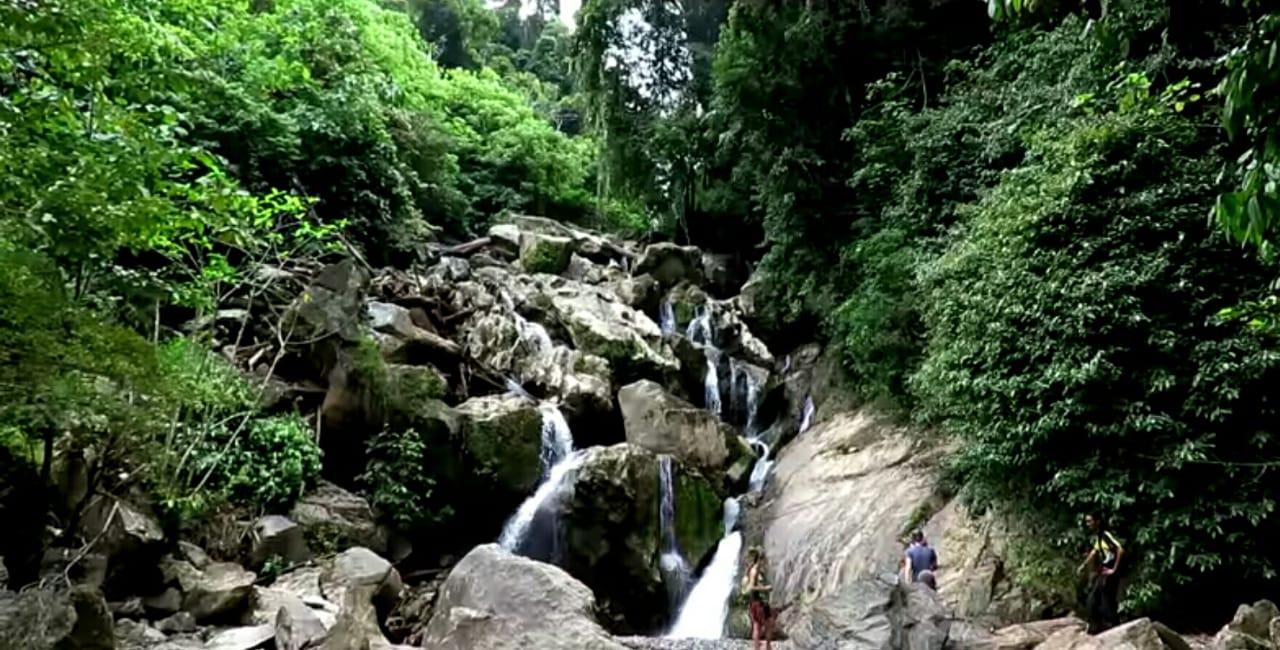 Jalan Menuju Destinasi Wisata Goa Kolam Perlu di Benahi