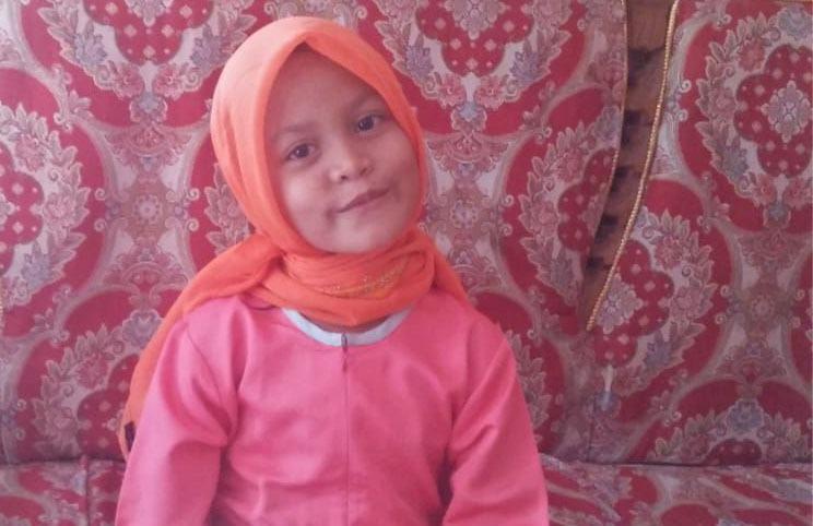 Juara Mewarnai, Putri Bercita-Cita Jadi Dokter