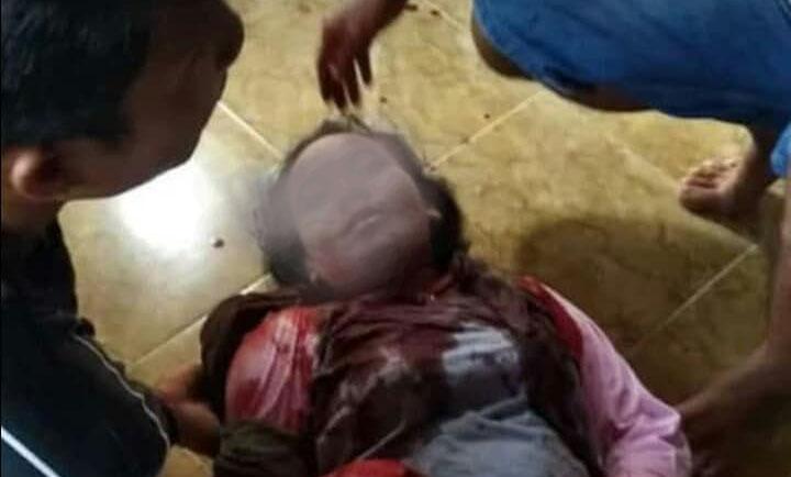 Wanita di Temukan Bersimbah Darah Dengan Sejumlah luka Tusukan