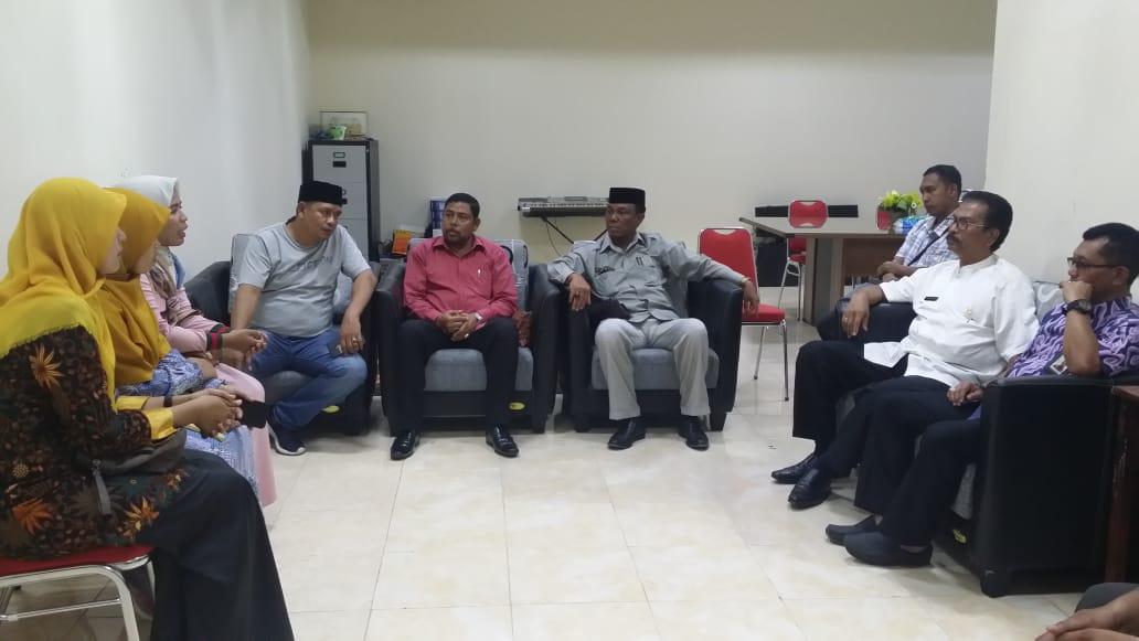 D-III Akafarmasi di Tolak, Anggota Dewan Jumpai Kepala BKN