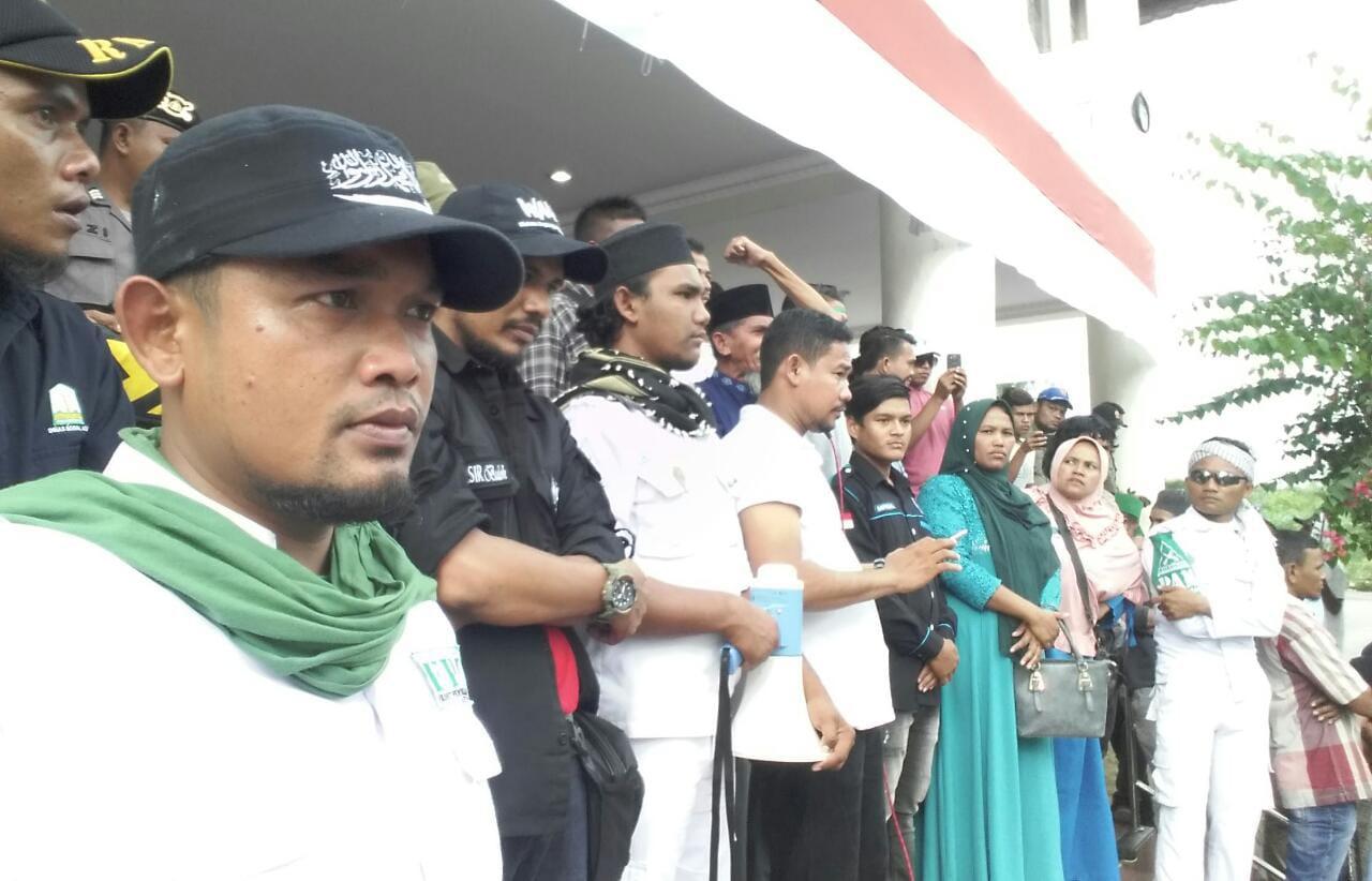 Buang Limbah ke Sungai, FPI Nagan Ancam Geruduk PT BSP