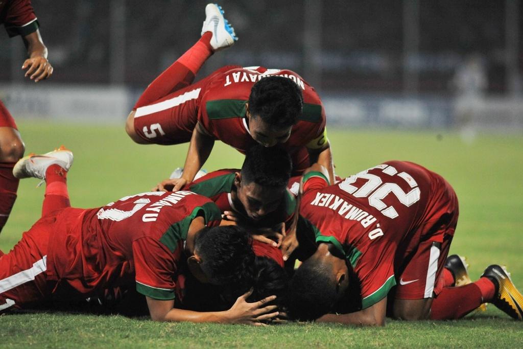 Unggul 3-1 Lawan Taiwan, Indonesia Puncaki Klasmen Sementara Grup A