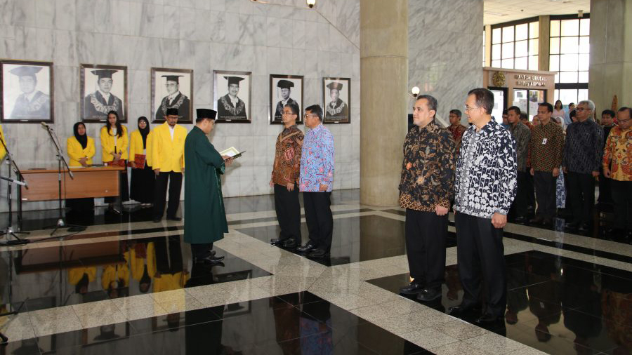 Dua Wakil Rektor Universitas Indonesia Diganti, Ini Penggantinya